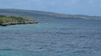 The leeward side of Bonaire promises calm water for easy shore dives.