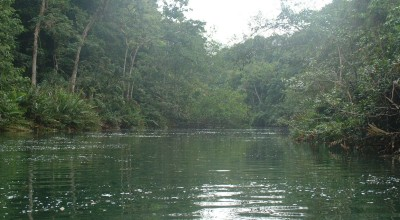Exploring the glorious Chagres River