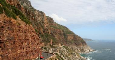 Chapmans Peak Drive, Cape, South Africa