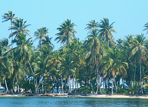 The Chichime Cays of the San Blas