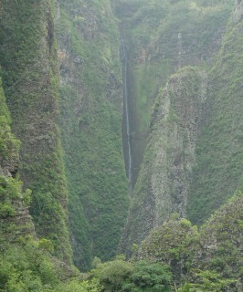 The world's 3rd highest waterfall is strangely difficult to see