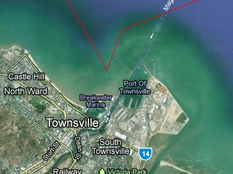 Townsville anchorage