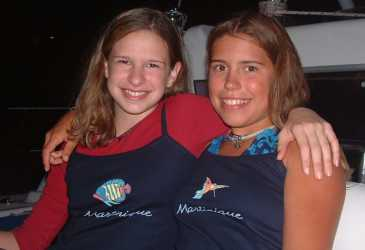 The Bobsey Twins, on Amanda's 13th birthday