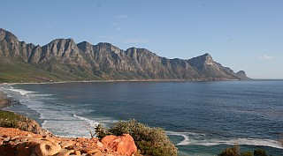 Beautiful Gordon's Bay, near Cape Town