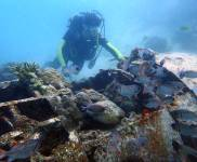 Diving WWII Wrecks in PNG and Solomon Islands