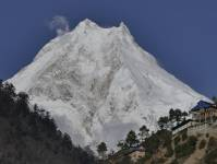 Trekking around Manaslu Peak, Nepal