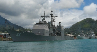 NATO fleet in Mahe, Seychelles. Fighting piracy?