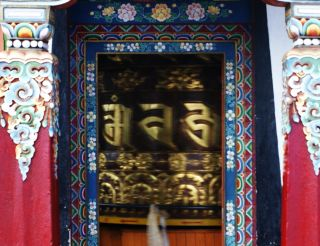 Buddhism is one of the religions of India